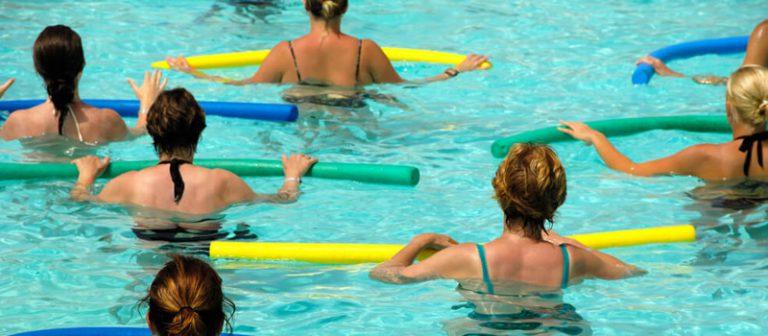 Exercícios aquáticos