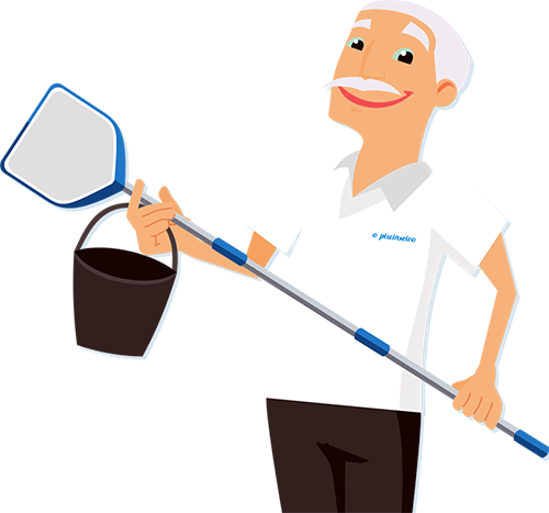 O Piscineiro - Limpeza, manutenção e tratamento de piscinas